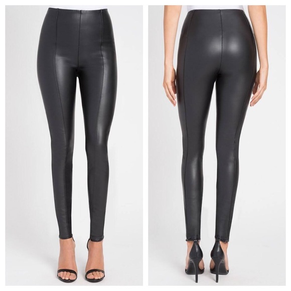 aa4868df94c33f Lysse Pants   Hi Waist Faux Leather Legging   Poshmark